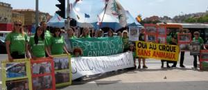 Action cirque du 12 mai 2012