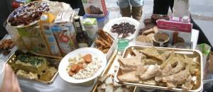 Journée sans viande, samedi 22 mars place Masséna