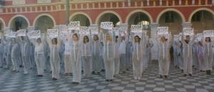 – Happening Stop aux Animaux dans les Labos –