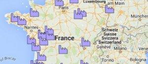 Les projets de fermes industrielles en France