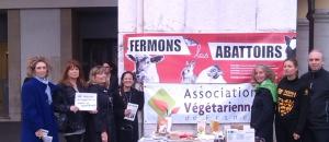 20 MARS : Journée sans viande – Les photos