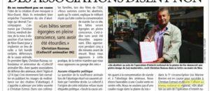 Abattage rituel : Lettre ouverte à Monsieur le Maire de Nice, Président de la Métropole Nice Côte d'Azur, Président de la Région Provence Alpes Côte-d'Azur.